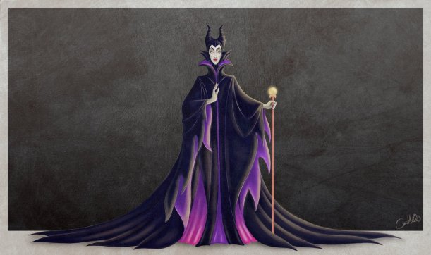 Maleficent by chill07 - Deviant Art